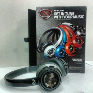Review | Monster Ntune Headphones