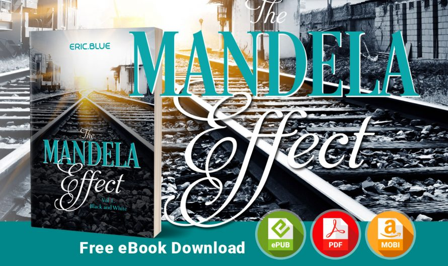 Change the History in this New Novel: The Mandela Effect (Free eBooks Available)